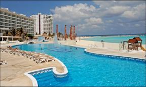 Súper promo de tres días en Hotel 5 estrellas en Cancún. Incluye vuelo y alojamiento para dos personas. Para más descuentos y promociones, visita PromoDromo.