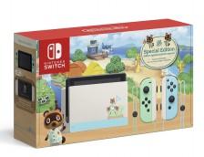 Nintendo Switch 1.1 Animal Crossing - Special Limited Edition. Para más descuentos y promociones visita Promodromo