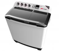 Lavadora semi automática marca Mirage en oferta. Para más descuentos y promociones, visita PromoDromo.