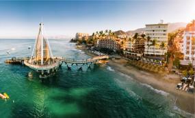 Vuela a Puerto Vallarta en oferta. Para más descuentos y promociones, visita PromoDromo.